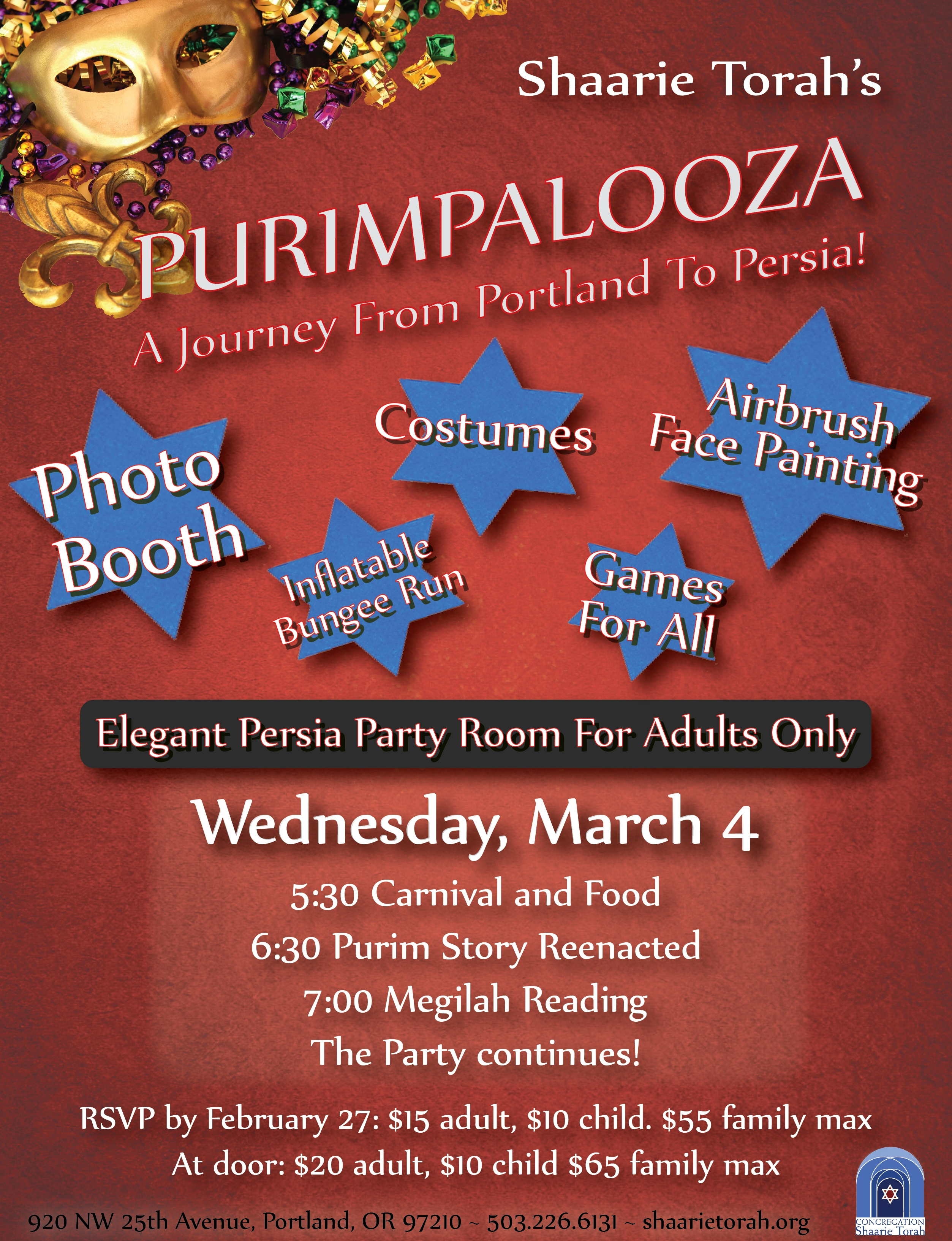 Purim 2015 Flyer FINAL